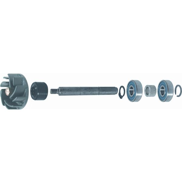 Reparaturkit Wasserpumpe für GILERA-PIAGGIO 125-180ccm 2T LC für GILERA-PIAGGIO 125-180ccm 2T LC-