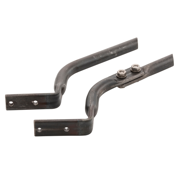 Reparaturstreben Trittbrett- hinten links-rechts für Lambretta 125 LI 1-2-150 LI 1-2-175 TV 2- für Lambretta 125 LI 1-2-150 LI 1-2-175 TV 2-