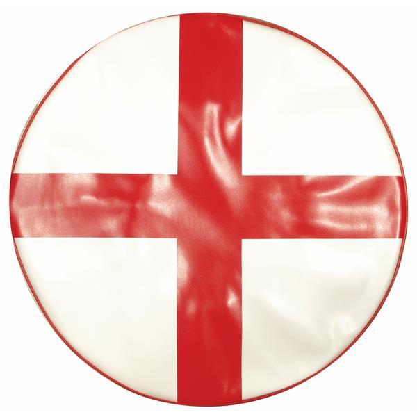 Reserveradabdeckung -England- für 10- Reifen  -