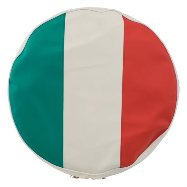 Reserveradabdeckung Italien für 10 Reifen