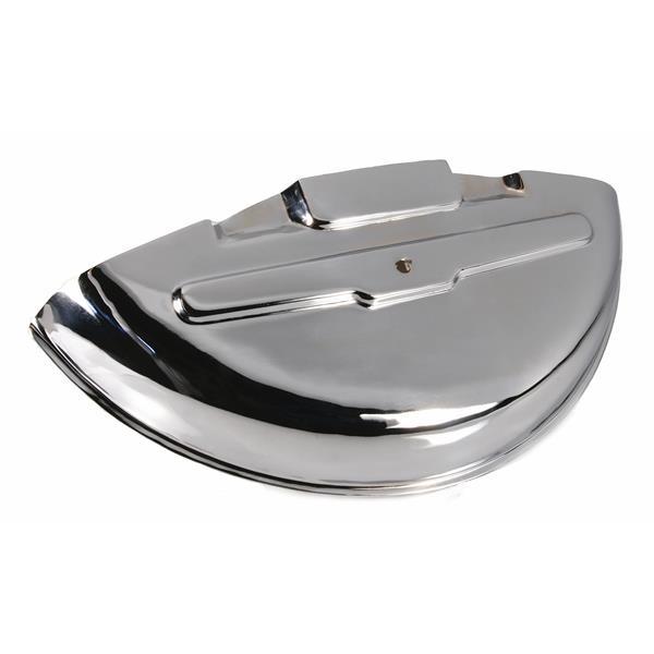 Reserveradabdeckung Seitenhaube- 10- Reifen für Vespa 160 GS-180 SS für Vespa 160 GS-180 SS-