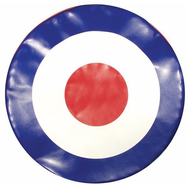 Reserveradabdeckung -Target- Royal Air Force für 8- Reifen  -
