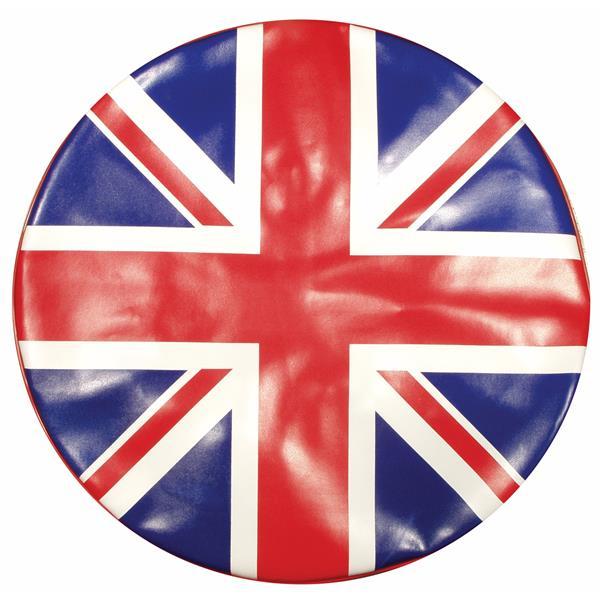 Reserveradabdeckung -Union Jack- für 10- Reifen  -