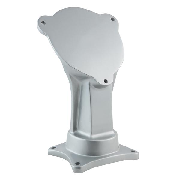 Reserveradhalter für offene 8- Felge- Heck auf Handschuhfach für Lambretta LD 125-150 für Lambretta LD 125-150-