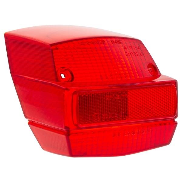 Rücklichtglas SIEM für Vespa 50 Special(D)-125 PV 0140162-ET3-ETS für Vespa 50 Special(D)-125 PV 0140162-ET3-ETS-