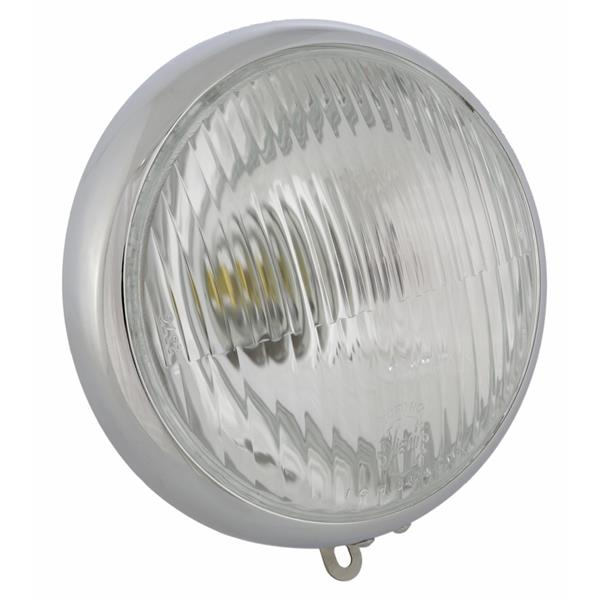 Scheinwerfer SIEM rund - 105 mm für Vespa 150 VL1-2 - 48300 für Vespa 150 VL1-2 - 48300-