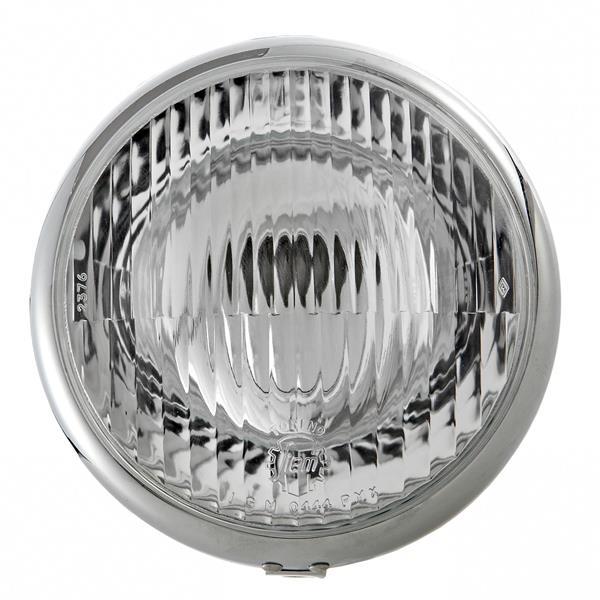 Scheinwerfer SIEM rund - 105 mm für Vespa 150 VL2 48301-VL3 für Vespa 150 VL2 48301-VL3-