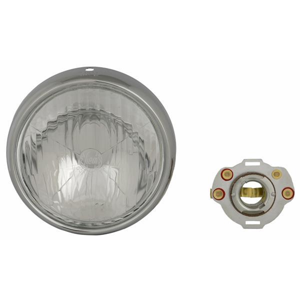 Scheinwerfer SIEM rund - 115 mm für Vespa 150 VB-VGL1-GS VS1-4T für Vespa 150 VB-VGL1-GS VS1-4T-