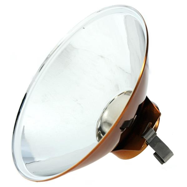 Scheinwerferreflektor SIEM - 105 mm für Vespa 50 N-L-R-S-SR-125 VN-VM-VNA-VNB1-2-150 VL für Vespa 50 N-L-R-S-SR-125 VN-VM-VNA-VNB1-2-150 VL-