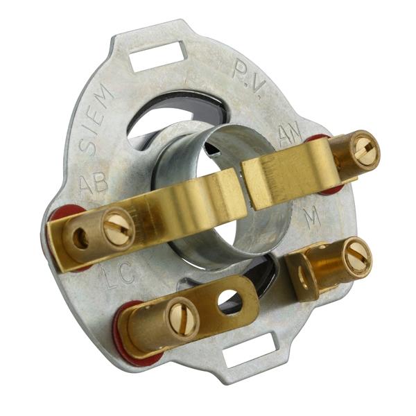 Scheinwerferstecker SIEM für Vespa 150 VL1-2 - 48300 für Vespa 150 VL1-2 - 48300-