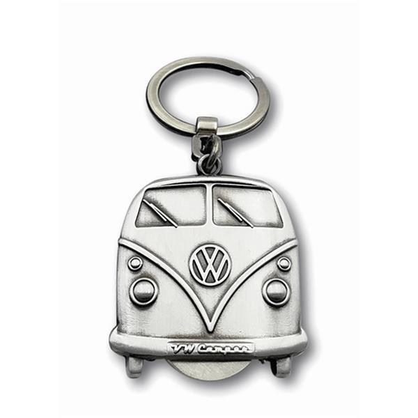 Schlüsselanhänger VW Collection VW Bulli mit Einkaufswagenchip  -