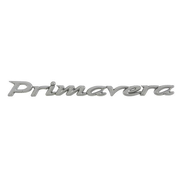 Schriftzug -Primavera- Seitenhaube rechts für Vespa Primavera 50-150ccm 2T-4T für Vespa Primavera 50-150ccm 2T-4T-