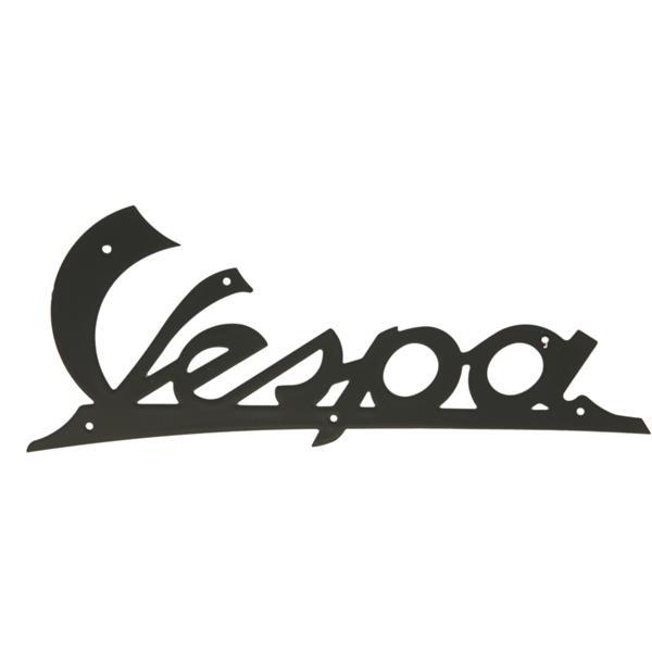 Schriftzug -Vespa- Beinschild vorne für Vespa 125 VN1 01950 - VN2T für Vespa 125 VN1 01950 - VN2T-