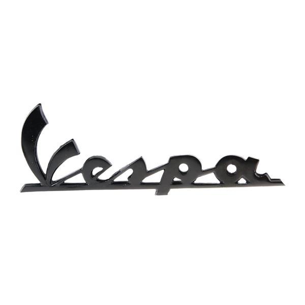Schriftzug -Vespa- Beinschild vorne für Vespa 125 VNB6 3350 -Super-150 Super-Sprint VLB1T 63337- VLB2T für Vespa 125 VNB6 3350 -Super-150 Super-Sprint VLB1T 63337- VLB2T-