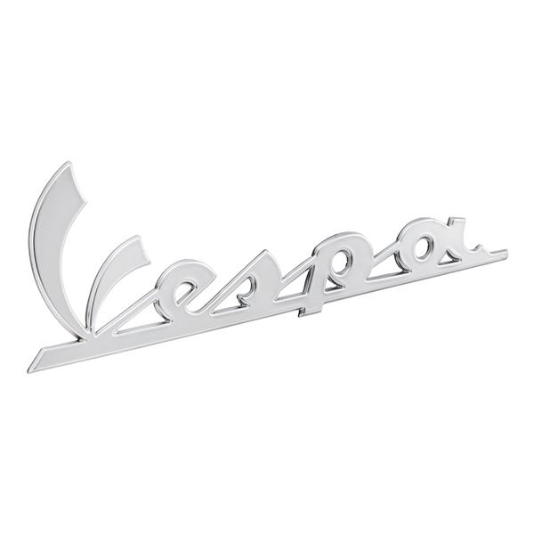 Schriftzug -Vespa- Seitenhaube links für Vespa LX-LXV-S-GTS-GTS Super-GTV-GT 60-GT-GT L-PX 2011 50-300ccm für Vespa LX-LXV-S-GTS-GTS Super-GTV-GT 60-GT-GT L-PX 2011 50-300ccm-
