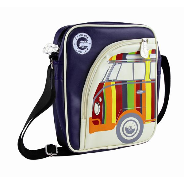 Schultertasche VW Collection VW Bulli -Stripes-  -
