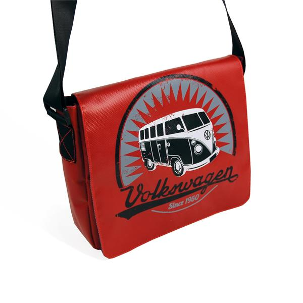 Schultertasche VW Collection VW Bulli T1  -