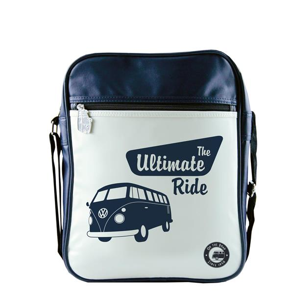 Schultertasche VW Collection VW Bulli  -The ultimate Ride-  -