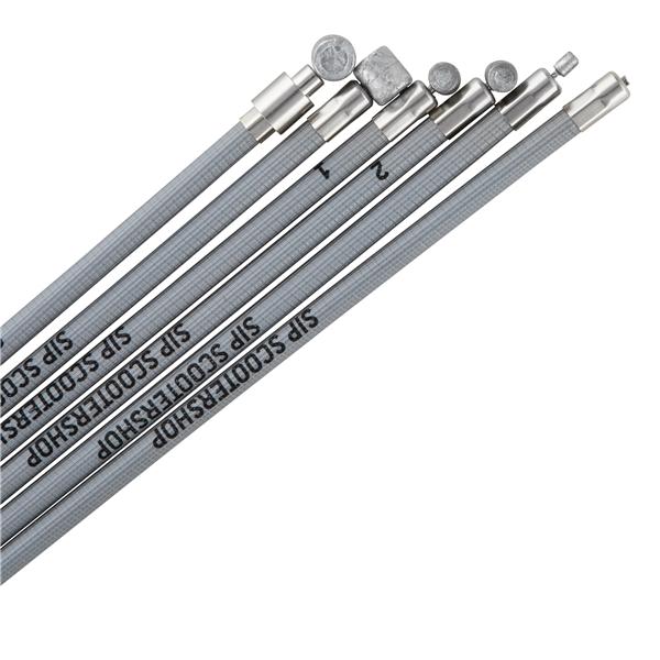 Seilzugkit SIP PERFORMANCE für Vespa 125 V1-15-V30-33-VM-VN-150 VL-VB1-Hoffmann-ACMA für Vespa 125 V1-15-V30-33-VM-VN-150 VL-VB1-Hoffmann-ACMA-