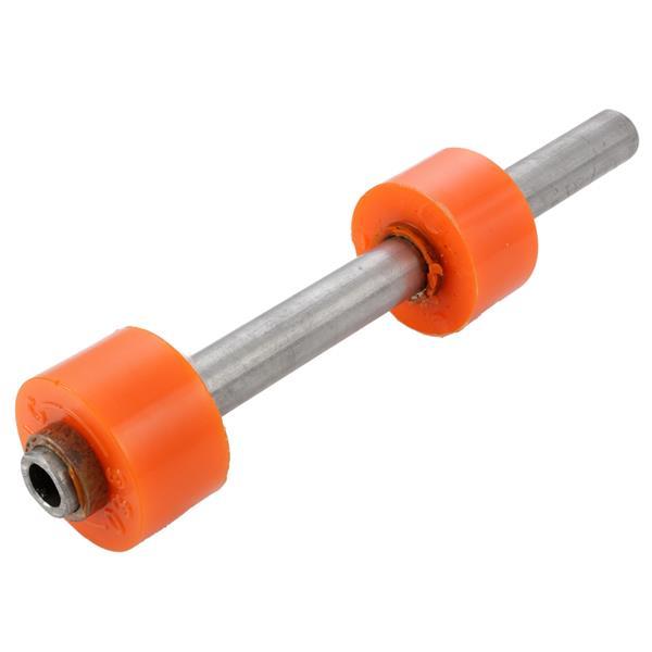 Silentgummi Motorschwinge- rechts-links- orange- PLC für Vespa 90 2-125-PV-ET3-PK80-125 S-PK125-ETS-N-XL2 für Vespa 90 2-125-PV-ET3-PK80-125 S-PK125-ETS-N-XL2-