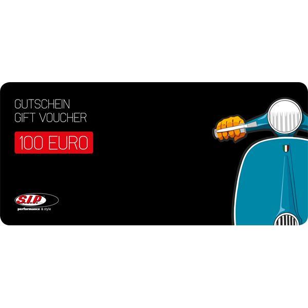 SIP Gutschein -Classic- über 100-00 EUR  -
