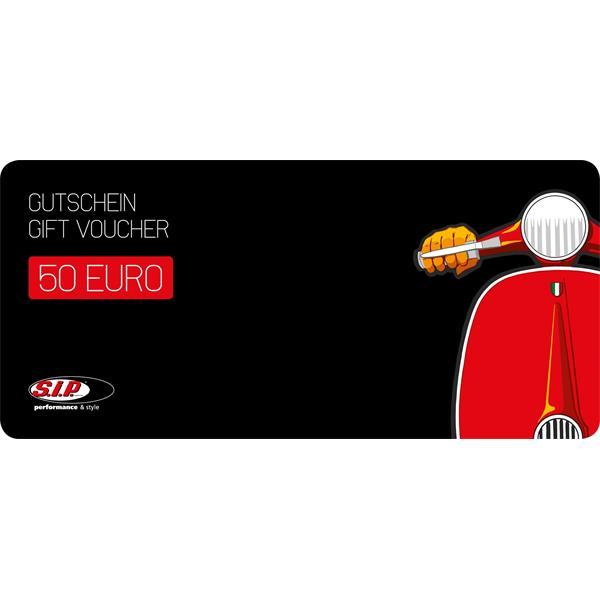 SIP Gutschein -Classic- über 50-00 EUR  -