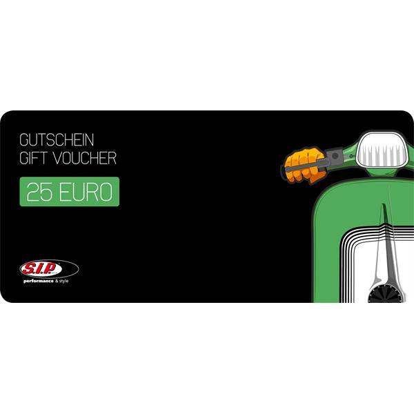 SIP Gutschein -Glorious Basterd- über 25-00 EUR  -