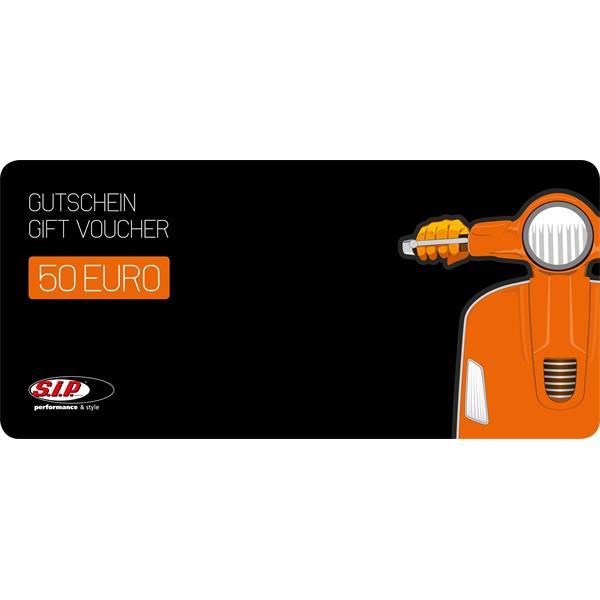 SIP Gutschein -MODERN- über 50-00 EUR  -