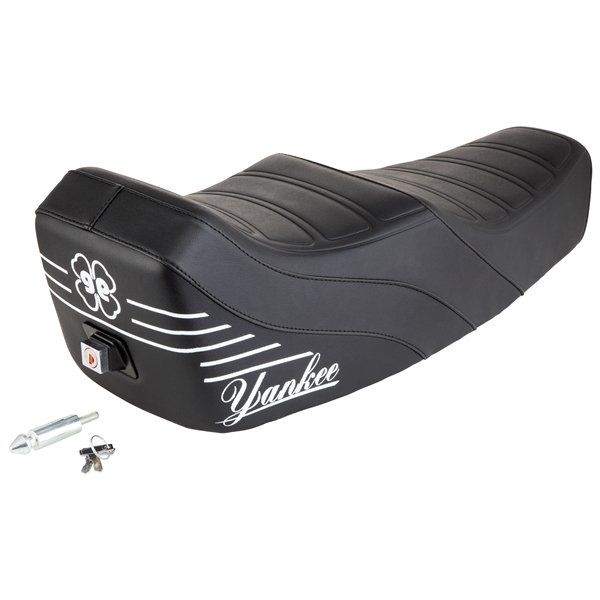 Sitzbank Giuliari -Yankee- für Vespa 50-125-PV-ET3 für Vespa 50-125-PV-ET3-