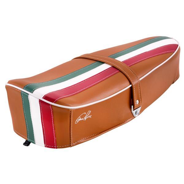 Sitzbank -Tricolore Italy- für Vespa 50-125-PV-ET3 für Vespa 50-125-PV-ET3-