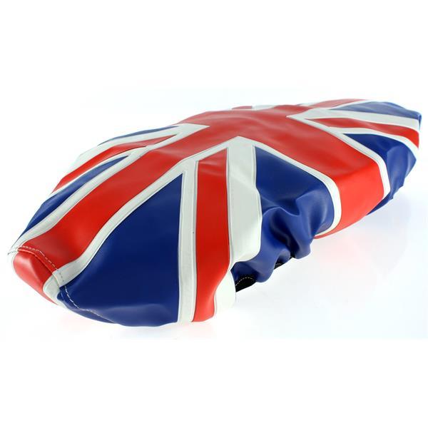 Sitzbankbezug -Union Jack- für Vespa LX 50-150ccm für Vespa LX 50-150ccm-