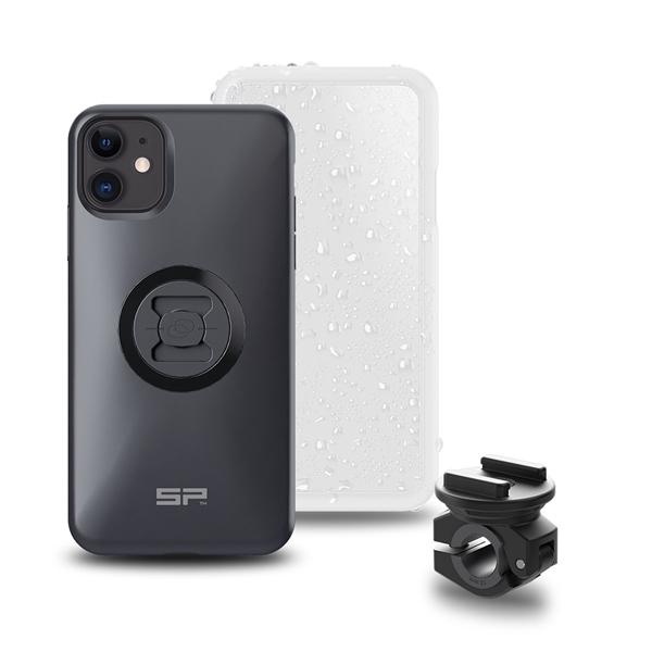 Smartphonehalter SP Connect zur Montage an Spiegelstange für iPhone 11 Pro Max  -