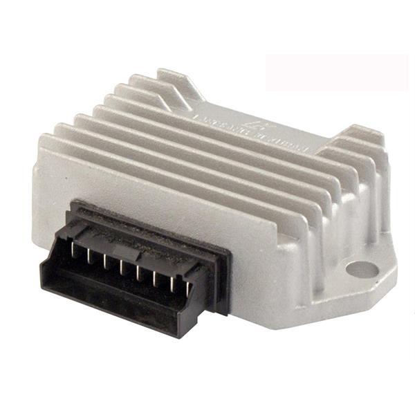 Spannungsregler RMS für Vespa ET2-LX-LXV-S-Primavera-Sprint 50ccm 2T AC-ET4 125-150ccm (alt) für Vespa ET2-LX-LXV-S-Primavera-Sprint 50ccm 2T AC-ET4 125-150ccm (alt)-