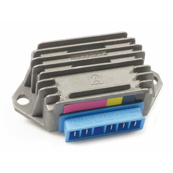 Spannungsregler RMS für Vespa PK50XL-FL-Plurimatic-N-PK80-125S-ETS-Elestart-P125-150X-P200E-PX80-150- Lusso für Vespa PK50XL-FL-Plurimatic-N-PK80-125S-ETS-Elestart-P125-150X-P200E-PX80-150- Lusso-
