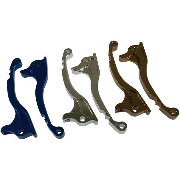 Sporthebel Set Bremse SSP CNC Type links und rechts für MBK-YAMAHA Nitro-Aerox für MBK-YAMAHA Nitro-Aerox-