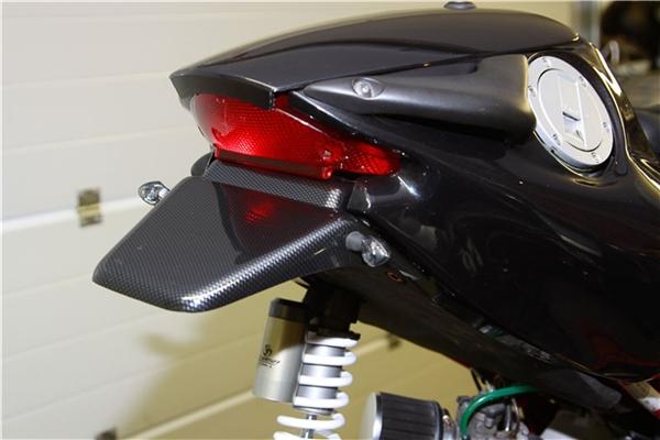 Spritzschutz SLUK Tail Tidy für ITALJET Dragster 50-180 für ITALJET Dragster 50-180-