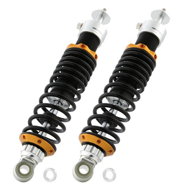 Stossdämpfer ZELIONI hinten für Vespa GTS/GTS Super/GTV/GT 60/GT/GT L 125-300ccm für Vespa GTS/GTS Super/GTV/GT 60/GT/GT L 125-300ccm-