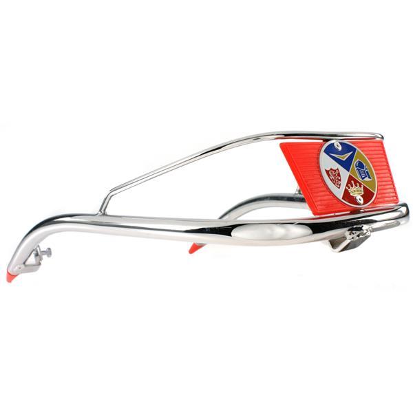 Stossstange CUPPINI Kotflügel vorne für Vespa 125 GT-GTR-TS-150 GL-Sprint-V-180-200 Rally für Vespa 125 GT-GTR-TS-150 GL-Sprint-V-180-200 Rally-