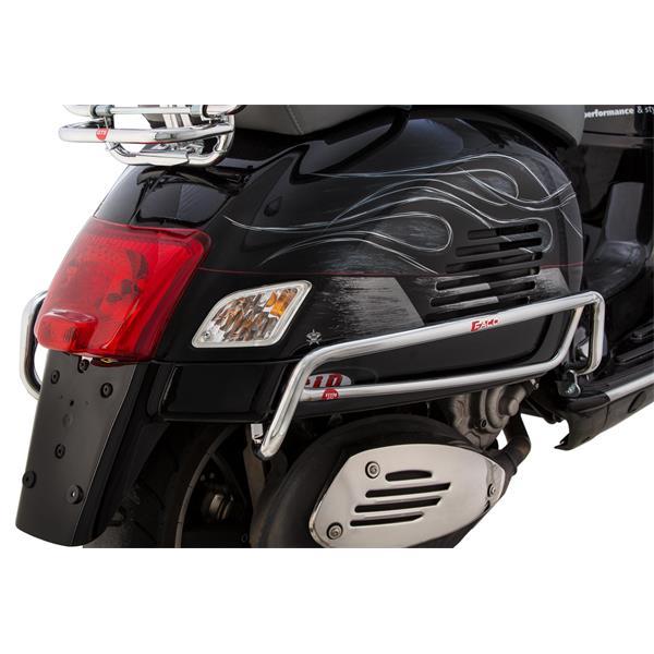 Sturzbügel FACO Seitenhaube hinten für Vespa GTS-GTS Super-GTV-GT 60- 125-300ccm für Vespa GTS-GTS Super-GTV-GT 60- 125-300ccm-