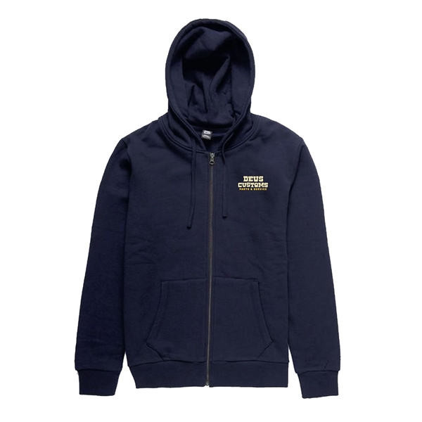 Sweatshirt-Zipper DEUS Automatica Zip Hoodie Grösse: M für Männer für Männer-