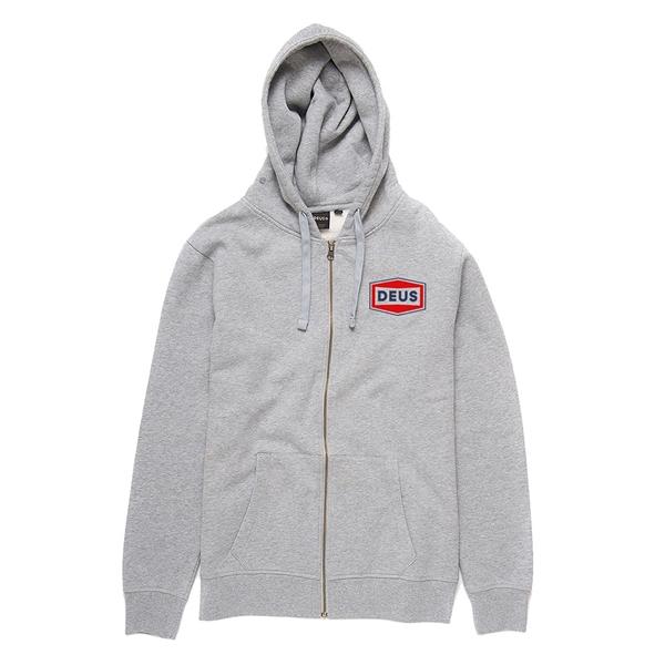 Sweatshirt-Zipper DEUS Speed Stix Zip Hoodie Grösse: L für Männer für Männer-