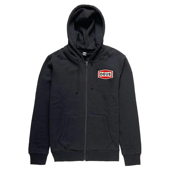 Sweatshirt-Zipper DEUS Speed Stix Zip Hoodie Grösse: M für Männer für Männer-