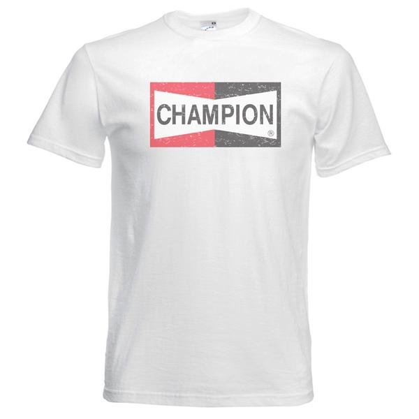 T-Shirt -Champion- Grösse: L Unisex Unisex-