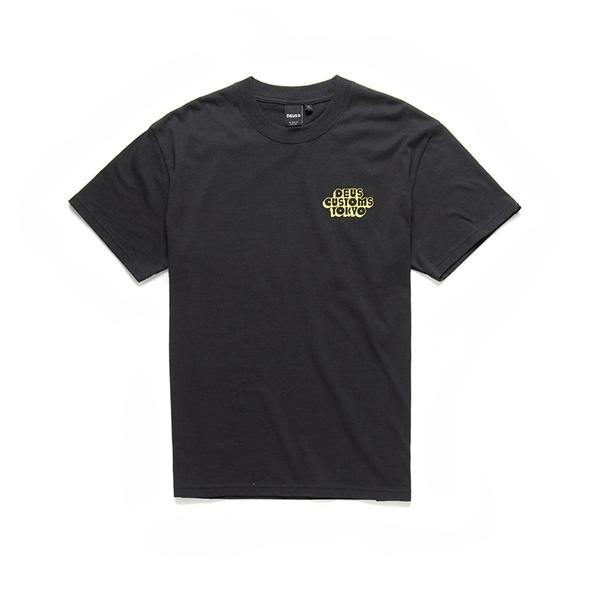 T-Shirt DEUS Cruz Grösse: S für Männer für Männer-