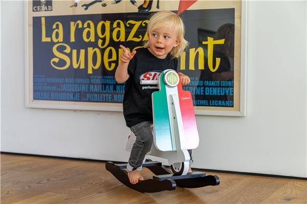 T-Shirt SIP Performance und Style Grösse: 110-116 für Kids für Kids-