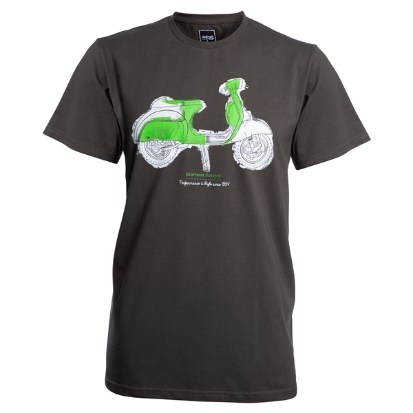T-Shirt SIP -SIP Glorious Basterd- Grösse: XL für Männer für Männer-