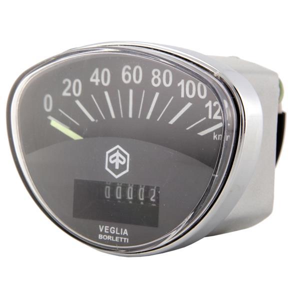 Tachometer PIAGGIO für Vespa 125 ET3-GTR-TS-150 Sprint V-Rally für Vespa 125 ET3-GTR-TS-150 Sprint V-Rally-
