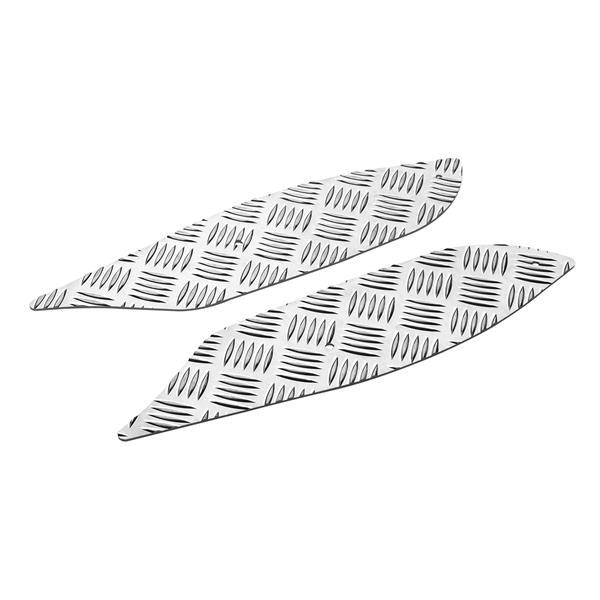 Trittbleche O-DF für PEUGEOT Ludix-Blaster für PEUGEOT Ludix-Blaster-