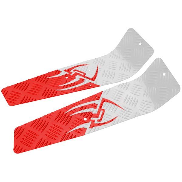 Trittbleche O-DF -Style 16- links-rechts für PEUGEOT Speedfight I+II für PEUGEOT Speedfight I+II-