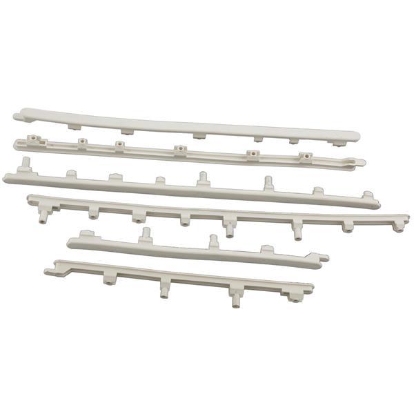 Trittleistensatz für Vespa LX-LXV-S 125-150ccm für Vespa LX-LXV-S 125-150ccm-